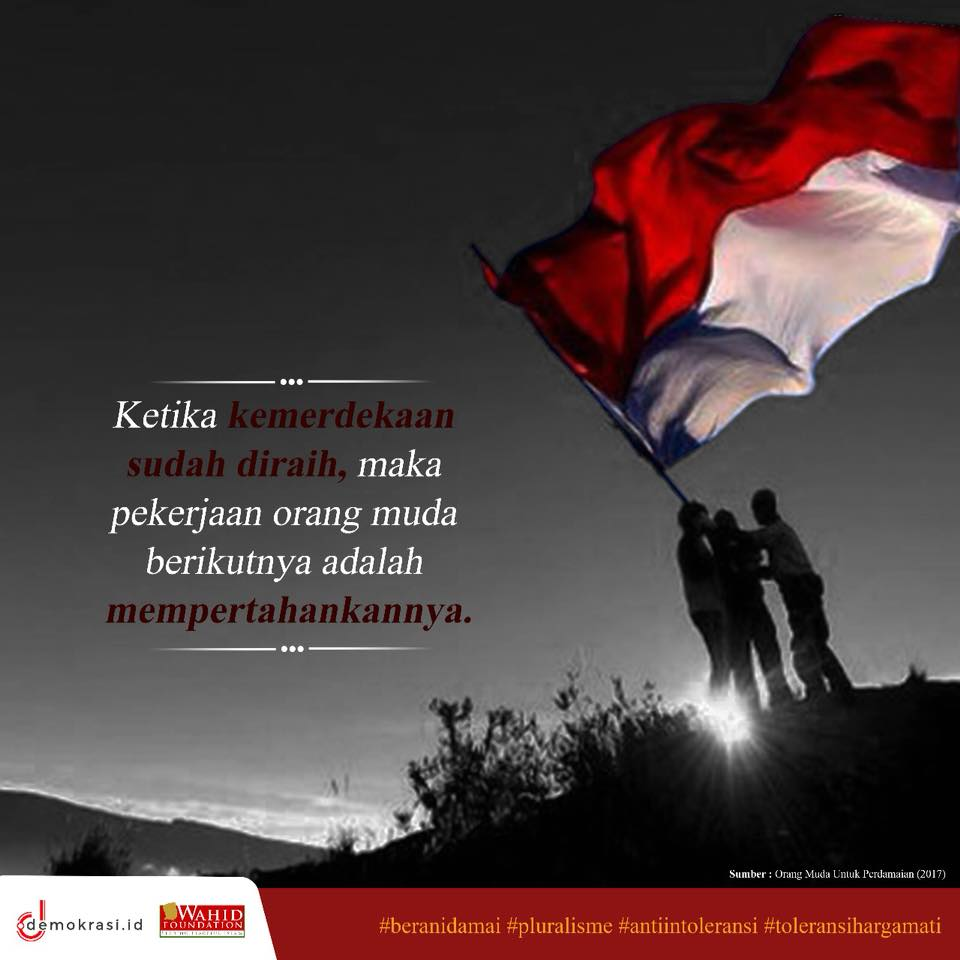 Orang Muda untuk Bangsa