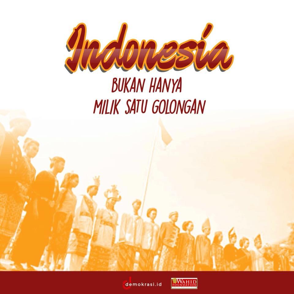 Indonesia Milik Kita Semua