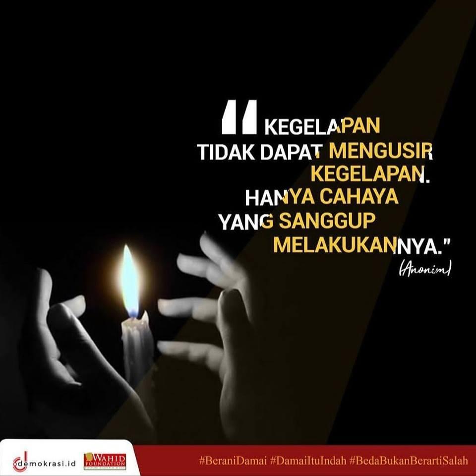 Cahaya dan Kegelapan
