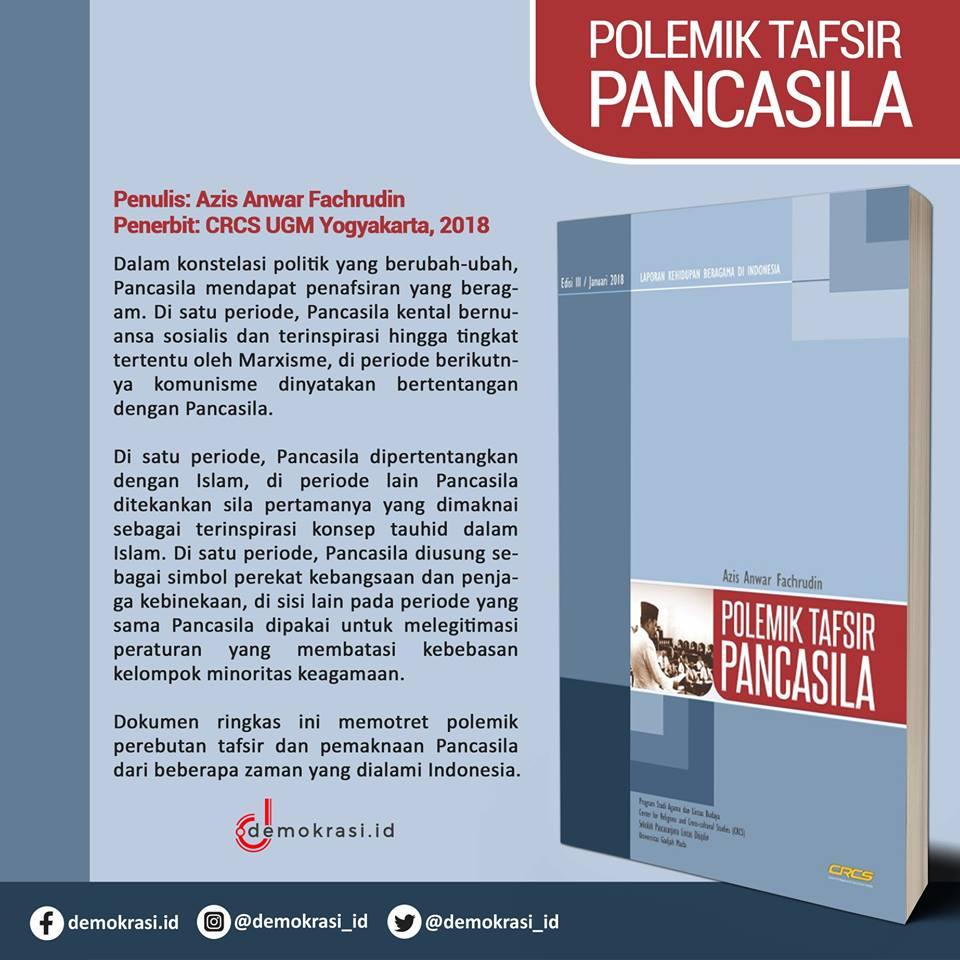 Bagaimana Menafsir Pancasila?
